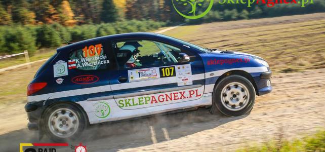 Agnex – sponsor 2. Rajdu Sokólskiego
