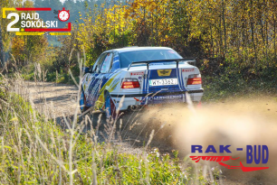 RAK-BUD – sponsor 2. Rajdu Sokólskiego